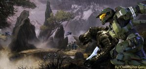 Halo: The Coming of War by XxShad0wFangxX