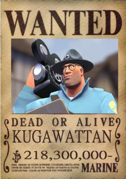 Kugawattan One Piece Bounty by Shadowz574