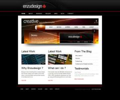 Website 2010 by EnzuDes1gn