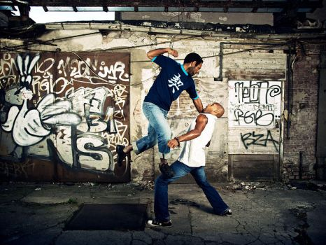 Essi and Selam 1 by derJake