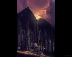 Lost City by Digital-Import