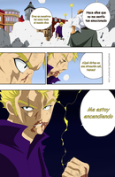 Laxus vs Jura - Fairy Tail 321 by MisakiByakko