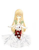 Alice and petter by Tomoko-chan03