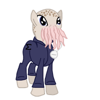 Ood Pony by Puddle-jumper3