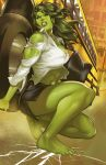 She-Hulk 3 by torqueartstudio by cerebus873