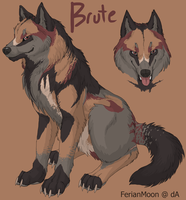 Brute Reference Picture by FerianMoon