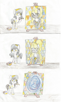 CE:when the hat drops by Elsaicepony