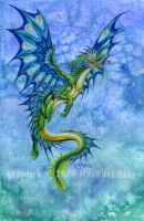 Song in the Sky 4 Dragon 3 by rachaelm5