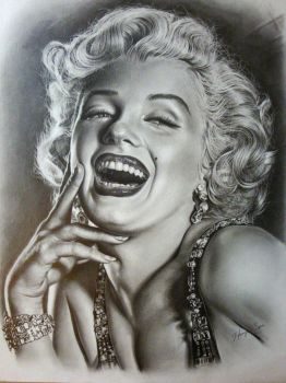 Marilyn Monroe, the third by Hongmin