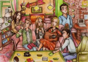 +I'll be there for you+ by marixon