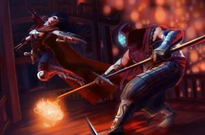 League of Legends Submission by DanMaynard