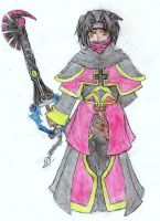 Lost Keyblade Master 6 by Leon259