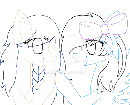 Birthday Gift WIP by JHsane