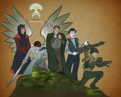 Heroes of Messina by Dire-Wolf