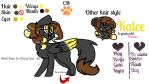 Kalee's ref (official) 2017 by TsDraw33