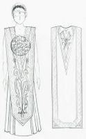 Beaux Arts Ball Costume Design by Ruler-of-Mars