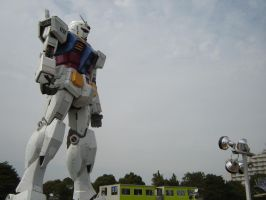 It's a Gundam 05 by innactpro