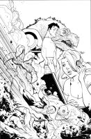 INVINCIBLE 90 cover by RyanOttley