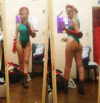 Cammy is comming by JuTsukinoOfficial