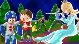 SMASH Newcoming Party by Kiigen
