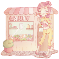 {c} Candy by sulyia