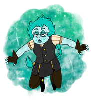 Steven Universe oc: Turquoise by Ask-Poison-Princess