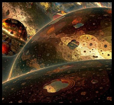 Hollow Planets by heyday93