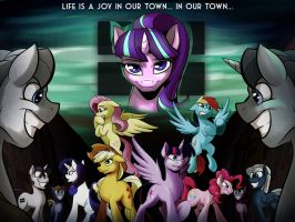 In Our Town... by Acesential