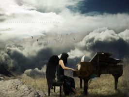 The Pianist by Schindlersky