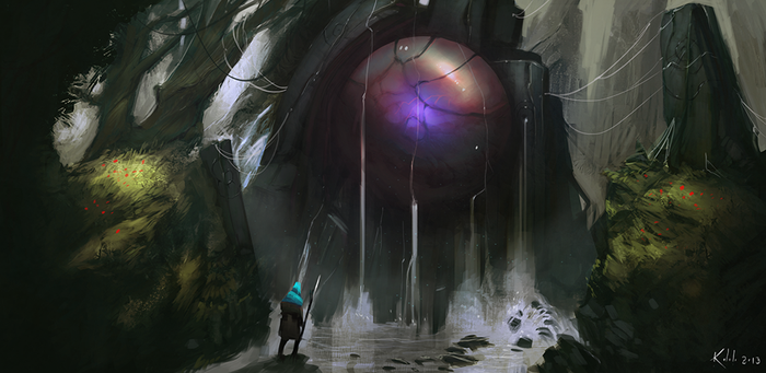 Cocoon by coldveins