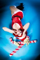Miss Fortune - Merry Xmas by Aleke