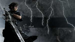 Noctis Wallpaper by StrawberryHollow
