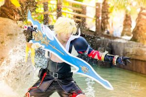 Tidus Final Fantasy Dissidia by Style85