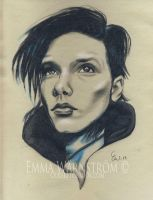 Andy Biersack by Warnstrom