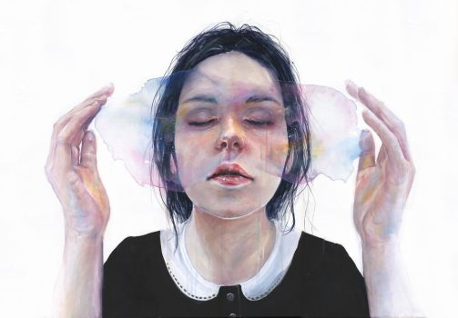 (  ) by agnes-cecile