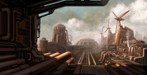 Industria by IronStylus
