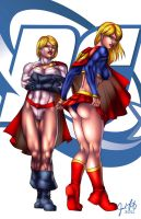 Superbabes by JosFouts