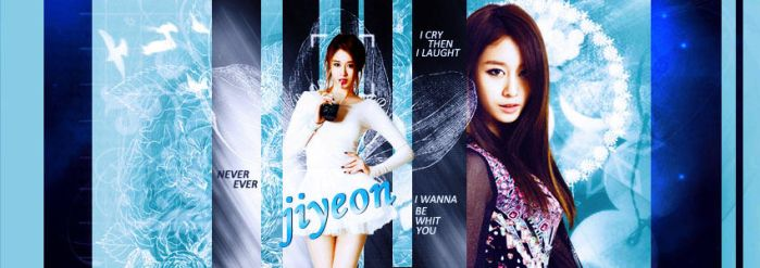 Jiyeon Signature by AngelColibry