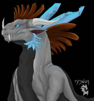 Tarmah Dragon by dark-dragon-wings