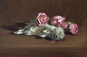 study of a dead mouse by Mike-Sass