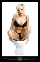 Life in the Crapper by cosfrog