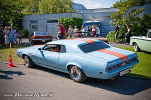 chopped Cougar by AmericanMuscle