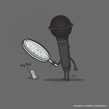 Microphones! by NaBHaN