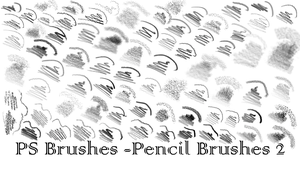 PS7 Brushes Pencil 2 by Dark-Zeblock
