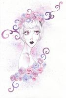 Roses are violet by LadySiryna