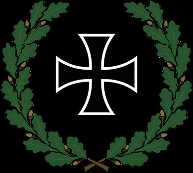 Emblem Deutscher Bund by Arminius1871
