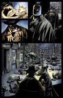 Toshi comics page V by klarens
