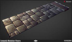 Modular Dungeon Floor Breakdwn By Jeremiahbigley On Deviantart