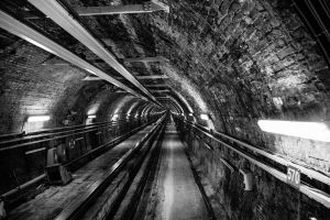 The tunnel by Athanase