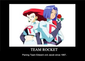 Team Rocket by Solanawolf